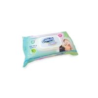 Бебешки мокри кърпички